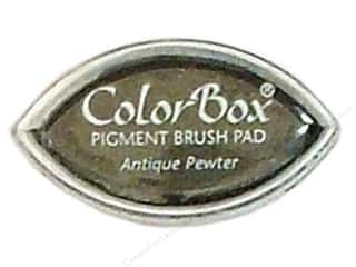 ColorBox Pigment Ink Pad Cat's Eye Antique Pewter