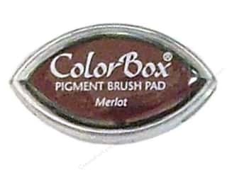 ColorBox Pigment Ink Pad Cat&#39;s Eye Merlot