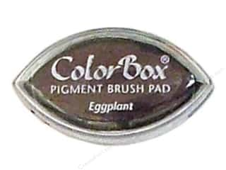 ColorBox Pigment Ink Pad Cat&#39;s Eye Eggplant
