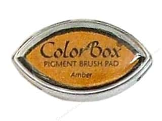 ColorBox Pigment Ink Pad Cat's Eye Amber