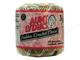 Aunt Lydia's Fashion Crochet Thread Size 3 Aspen