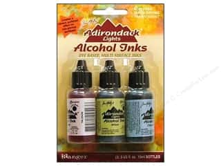 Ranger Adirondack Alcohol Ink Set Countryside Lt
