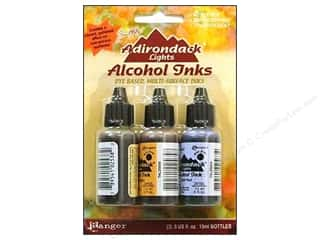 Ranger Adirondack Alcohol Ink Set Wildflowers Lt