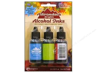 Ranger Adirondack Alcohol Ink Set Dockside Picnic