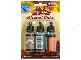 Tim Holtz Tim Holtz Adirondack Alcohol Ink by Ranger: Tim Holtz Adirondack Alcohol Ink Kit by Ranger Scenic Terrace
