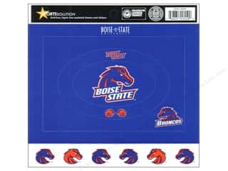 "Sport Solution 4"": Sports Solution Cardstock Frames Boise State"