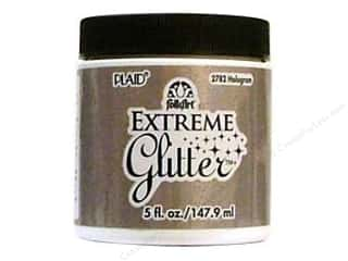 Plaid Basic Components: Plaid FolkArt Extreme Glitter Paint 5oz Hologram
