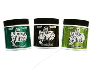 Plaid FolkArt Extreme Glitter Paint, SALE $2.09-$6.39.