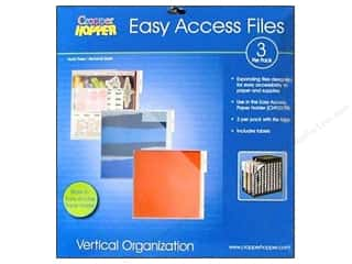 Cropper Hopper Vertical Org Easy Access Files 3pc