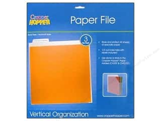 Organizer Containers: Cropper Hopper Vertical Org Paper File 3pc