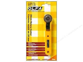 Rotary Cutting: Olfa Rotary Cutter 28 mm