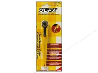 "Guidelines 4 Quilting 4"": Olfa Rotary Cutter 18 mm"