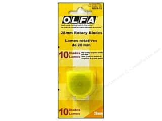 Olfa Replacement Blade 28 mm 10 pc
