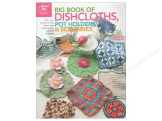 Big Book Of Dishcloths, Pot Holders&amp;Scrubbies Book