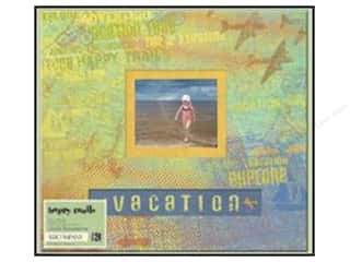 K&Co Scrapbook Album 12x12 Happy Trails
