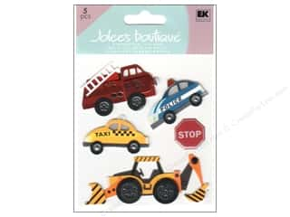 Jolee's Boutique Stickers Trucks