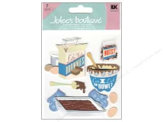Jolee&#39;s Boutique Stickers Brownies
