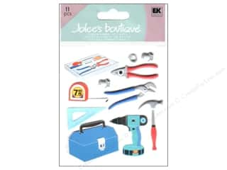 Clearance Blumenthal Favorite Findings: Jolee's Boutique Stickers Tools