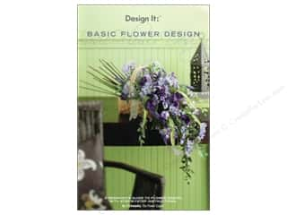Books Clearance $0-$5: Basic Flower Design Book