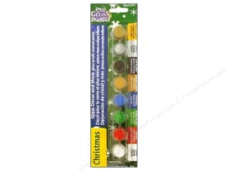 Decoart Paints: DecoArt Paint Pots Americana Gloss Enamel Xmas