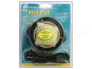 Glues, Adhesives & Tapes Clearance Crafts: Adhesive Technology Hot Pot with Beads