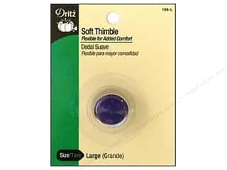 Dritz Thimbles Soft Large