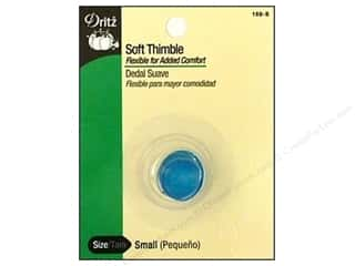 Dritz Thimbles Soft Small