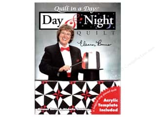 Day &amp; Night Quilt Template &amp; Book