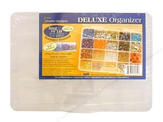 Spring Cleaning Sale Darice Bead Storage Systems: Darice Jewelry Designer Bead Storage System 20 Compartment