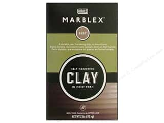 Clearance Blumenthal Favorite Findings: Amaco Marblex Self Hardening Clay 2 lb.
