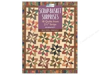 Weekly Specials Fairfield Quilter's 80/20 Batting: Scrap Basket Surprises Book