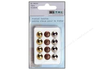 Walnut Hollow Creative Metal Tacks 12pc