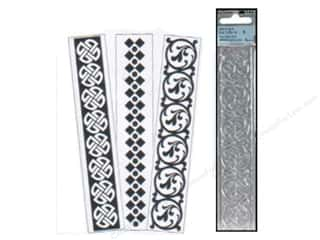 Walnut Hollow Creative Metal Design Borders B 3pc