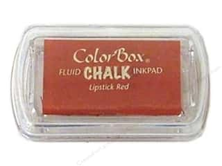 ColorBox Fluid Chalk Ink Pad Mini Sz Lipstick Red