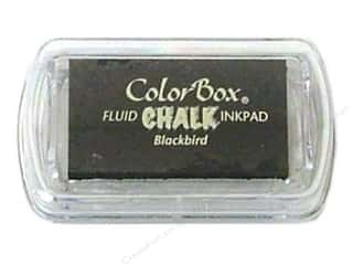ColorBox Fluid Chalk Ink Pad Mini Sz Blackbird