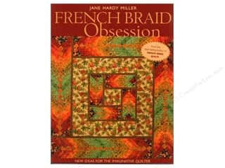 C&T Publishing French Braid Obsession Book