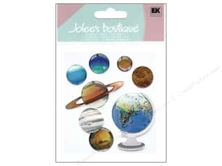 Jolee&#39;s Boutique Stickers The Globe &amp; Planets