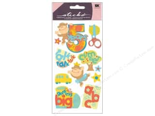 EK Sticko Stickers Vellum 5 Years Old