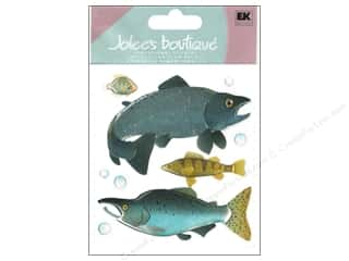 Jolee's Boutique Stickers Fish