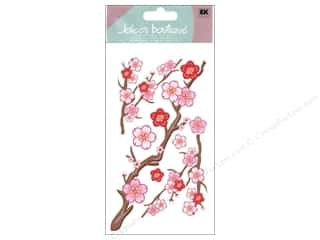 Clearance Blumenthal Favorite Findings: Jolee's Boutique Stickers Large Together Blossoms