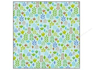 Doodlebug Paper 12x12 Seedlings (25 sheets)