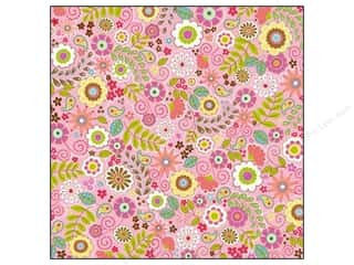 Doodlebug Paper 12x12 Floral Tutti Fruitti (25 sheets)