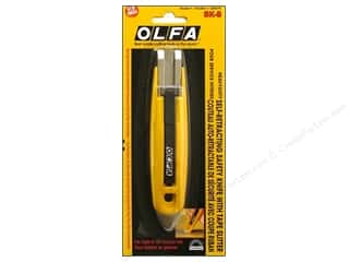 Craft Knife Olfa Knife: Olfa Knife Self Retracting Safety Cutter withTape Slitter