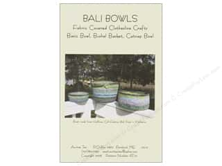 Tote Bags / Purses Patterns: Bali Bowls Pattern