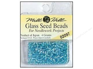 Mill Hill: 11/0 Glass Seed Beads by Mill Hill  #2097 Bahama Blue