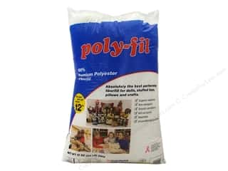 Fairfield Fairfield Poly Fil Nu Foam: Fairfield Fiber Poly Fil Bag 12oz