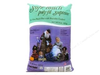 Fairfield Fairfield Poly Fil Nu Foam: Fairfield Fiber Soft Touch Poly Fil Supreme Bag 8oz