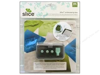 Making Memories Scrapbooking & Paper Crafts: Making Memories Slice Embossing Tips