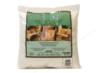 "Fairfield Pillow Form Soft Touch Supreme 12"" Sq"