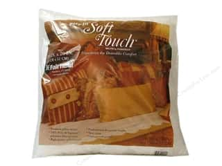 "Pillow Shams Pillow Forms: Fairfield Pillow Form Soft Touch Poly Fill Supreme 20"" Square"